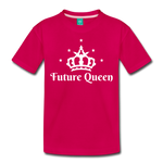 Future Queen - dark pink