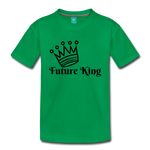 Future King - kelly green