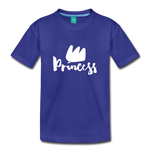 Princess - royal blue