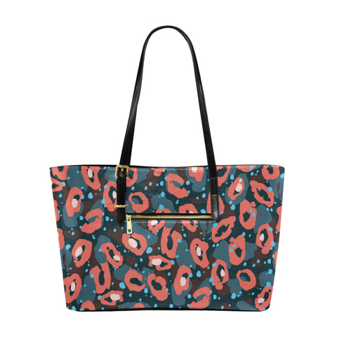 Lips Tote Bag/Large