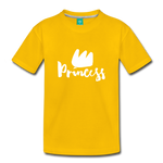 Princess - sun yellow