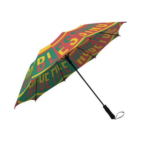 more blessing Semi-Automatic Foldable Umbrella (Model U05)