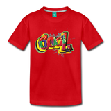 Kids' Premium T-Shirt - red