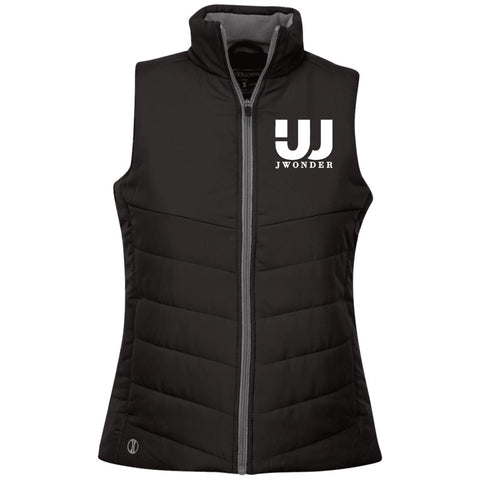 JW Ladies' Quilted Vest