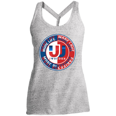 Ladies Twist Back Tank