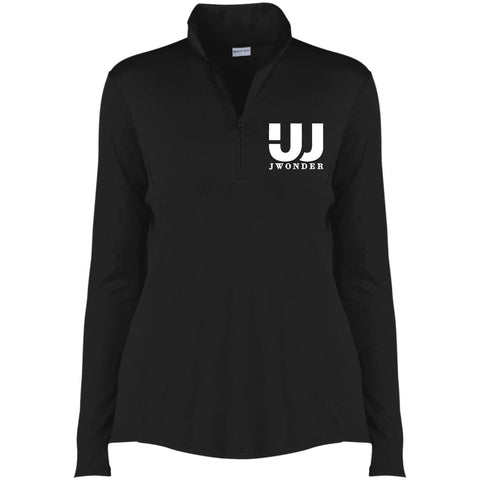 JW Ladies' Competitor 1/4-Zip Pullover