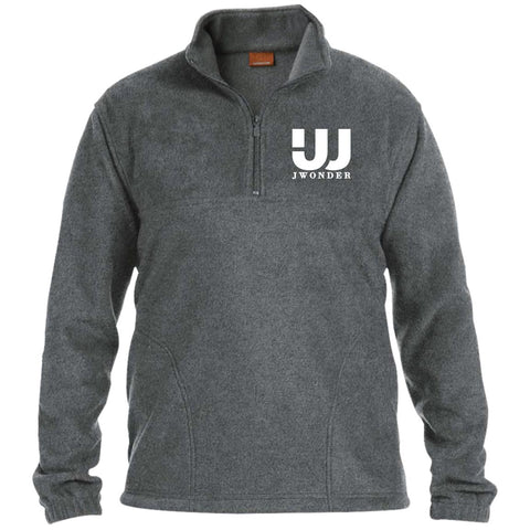 JW 1/4 Zip Fleece Pullover