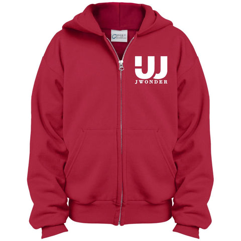 JW Youth Full Zip Hoodie