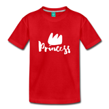 Princess - red