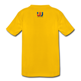 Kids' Premium T-Shirt - sun yellow