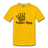 Future King - sun yellow