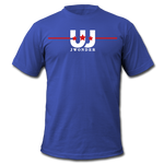 Men's  Jersey T-Shirt - royal blue