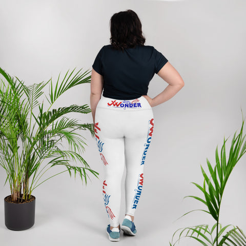 All American Plus Size Leggings