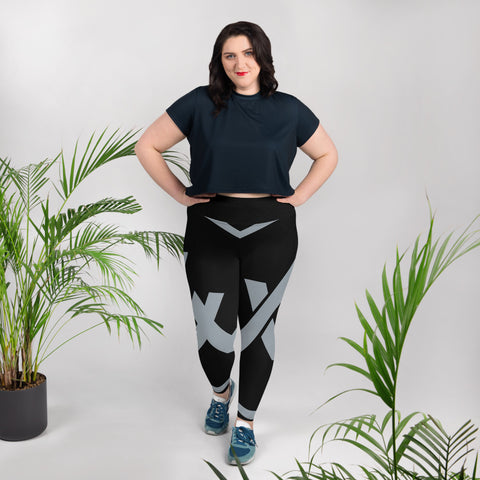 JW Plus Size Leggings