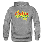 Heavy Blend Adult Hoodie - graphite heather