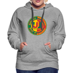 Women's Premium Hoodie - heather gray