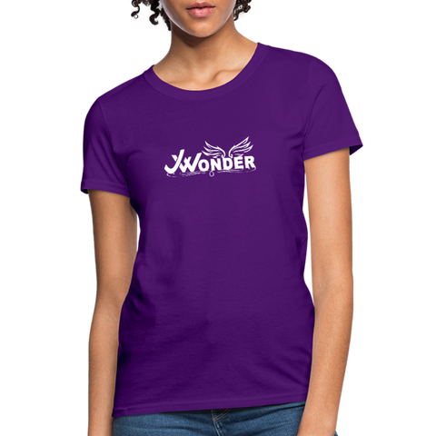 JW Women's T-Shirt - purple