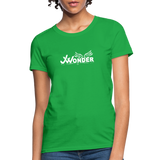 JW Women's T-Shirt - bright green