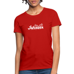 JW Women's T-Shirt - red
