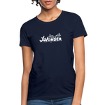 JW Women's T-Shirt - navy