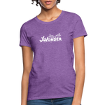 JW Women's T-Shirt - purple heather