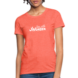 JW Women's T-Shirt - heather coral