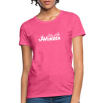 JW Women's T-Shirt - heather pink