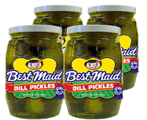 Dill Pickles 16 oz