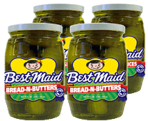 Bread-N-Butters 16 oz