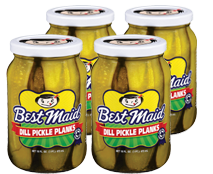 Dill Pickle Planks 16 oz