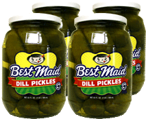 Dill Pickles 32 oz