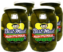 Polish Pickles 32 oz