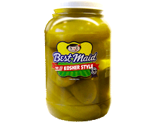 Kosher Pickles 1 Gal