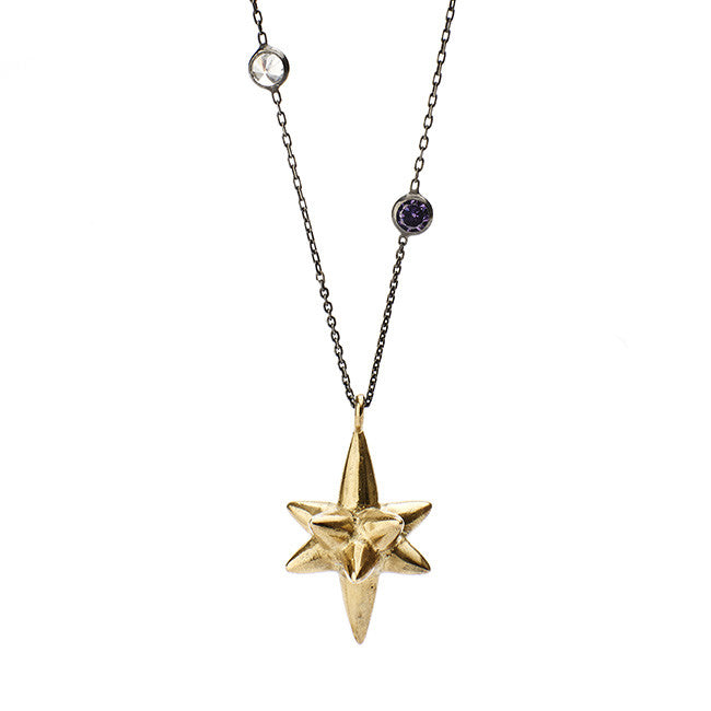 the star necklace #2