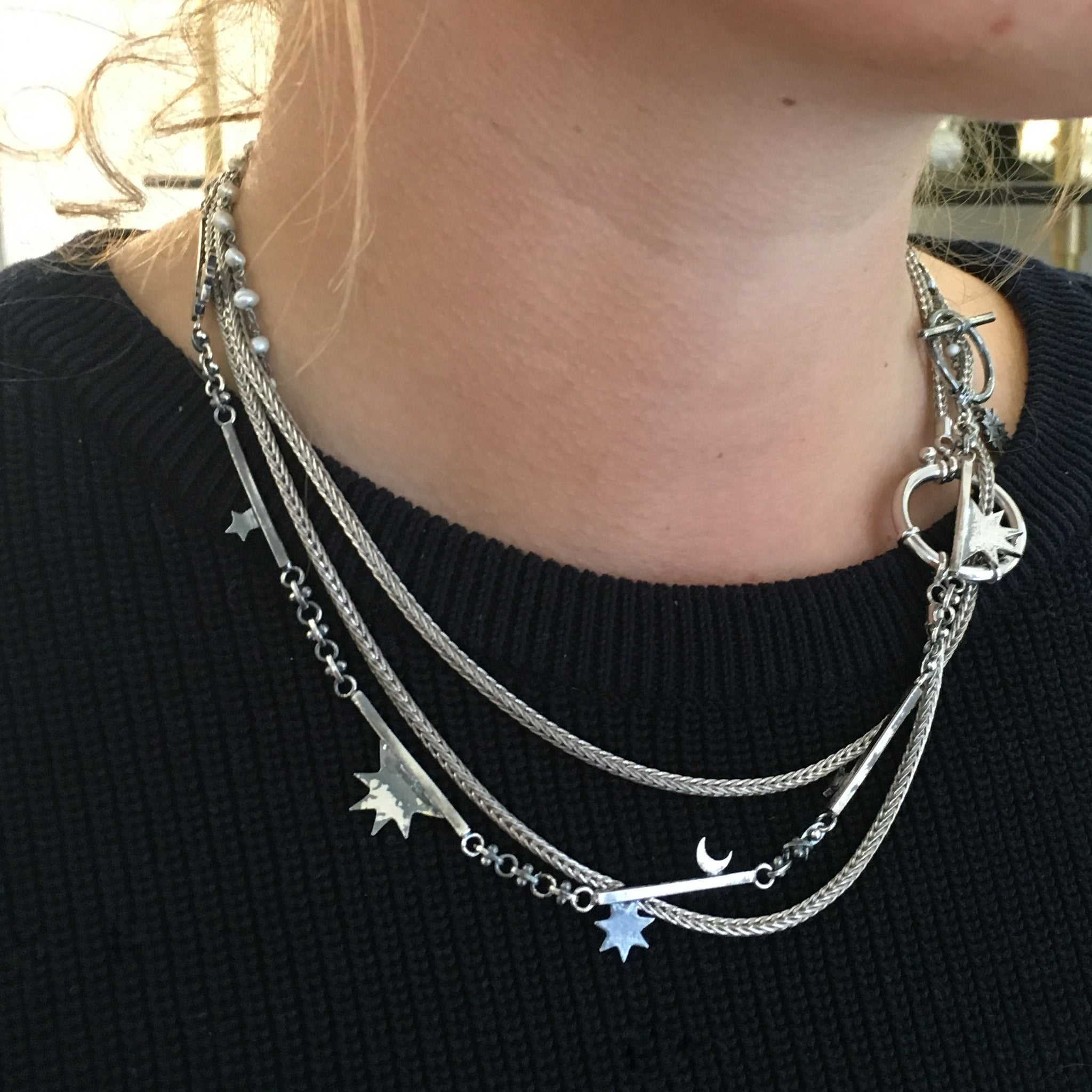 milkyway necklace