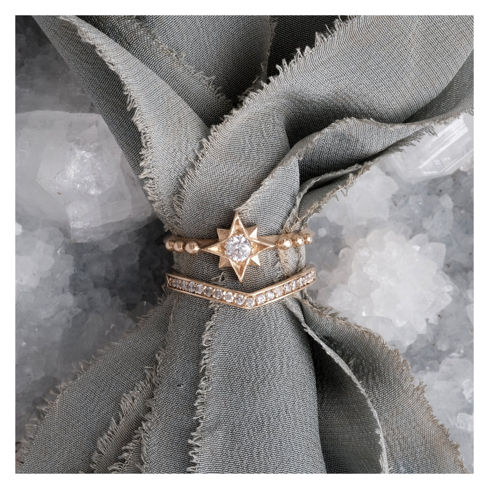 northernstar diamond ring
