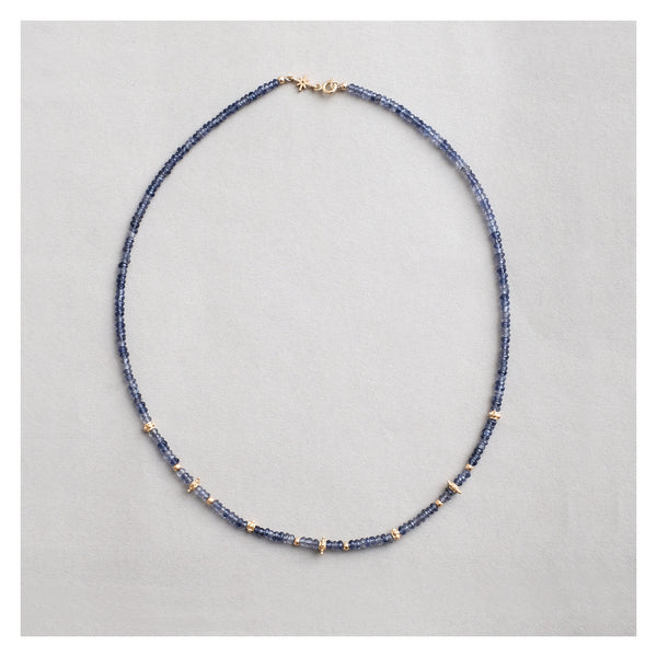 galle bead necklace #2