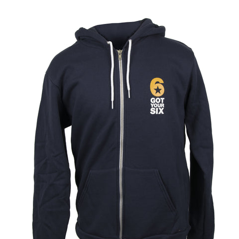 Got Your 6 Flex Fleece Hoodie Navy
