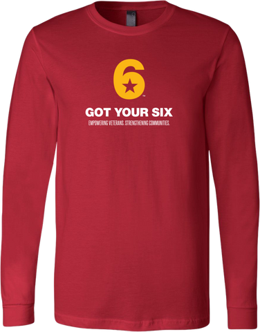 Got Your 6 Long Sleeve T-Shirt