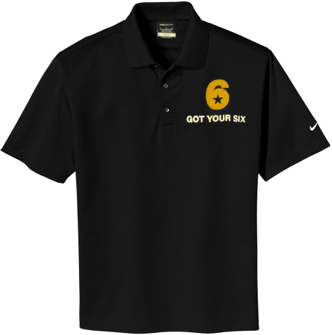 Got Your 6 Men's Polo Shirt