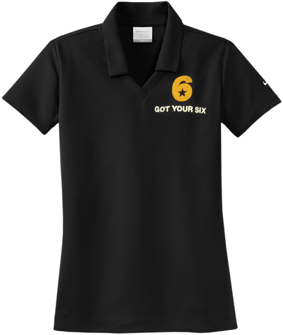 Got Your 6 Women's Polo Shirt