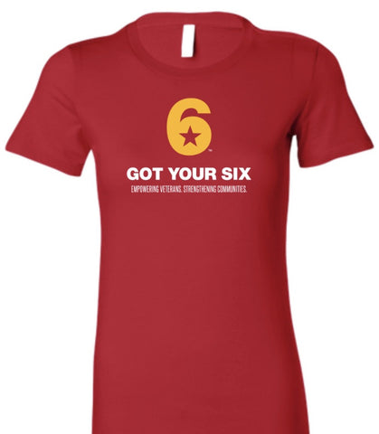 Got Your 6 Women's T-Shirt