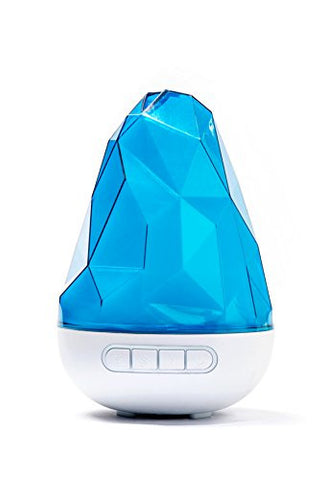 Ultrasonic Humidifier with Diffuser (Cobalt Blue)