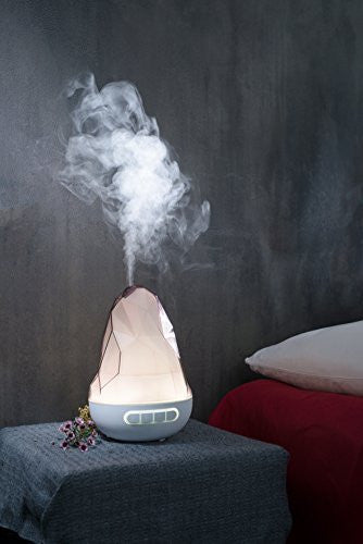 Ultrasonic Humidifier with Diffuser (toffee)