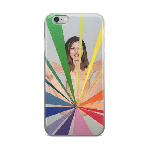 Taste the Rainbow iPhone case
