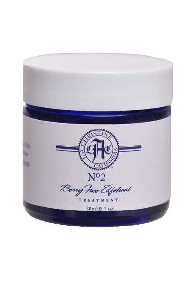 No. 2 Berry Face Exfoliant Powder. SOLD OUT