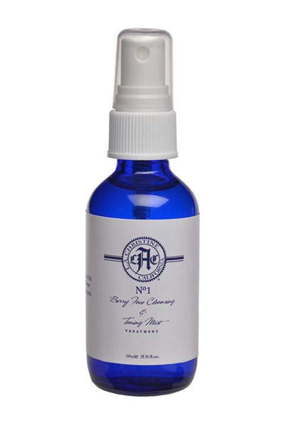No. 1 Berry Face Cleansing Toning Mist (2 oz - 60 ml)