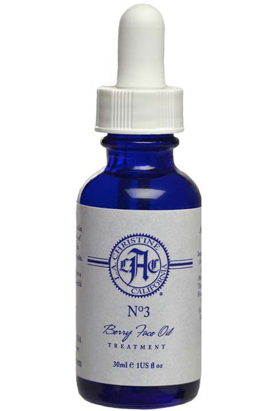 No. 3 Berry Face Oil Treatment  (1 oz - 30 ml)