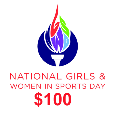 $100.00 Gift to UWRF Women's Athletics.