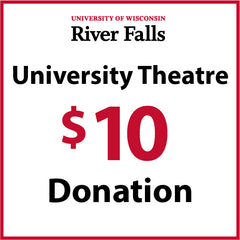 $10.00 Theatre Department Donation